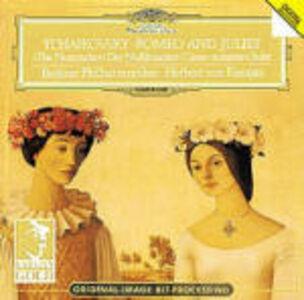CD Romeo e Giulietta - Lo schiaccianoci (Suite) di Pyotr Il'yich Tchaikovsky