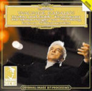 Preludi - CD Audio di Richard Wagner,Herbert Von Karajan,Berliner Philharmoniker