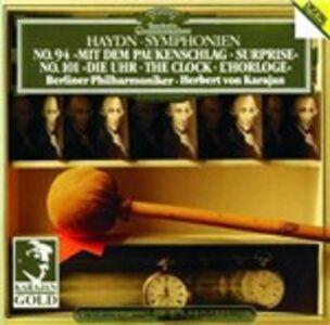 Foto Cover di Sinfonie n.94, n.101, CD di AA.VV prodotto da Universal