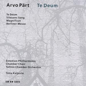 Te Deum - CD Audio di Arvo Pärt