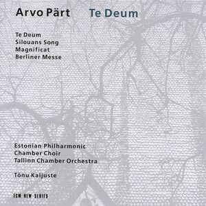 CD Te Deum di Arvo Pärt
