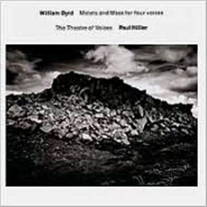 CD Mottetti e Messe a quattro voci di William Byrd