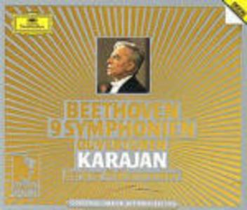 CD Sinfonie complete di Ludwig van Beethoven