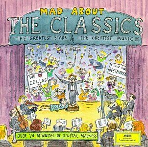 CD Mad About Classics