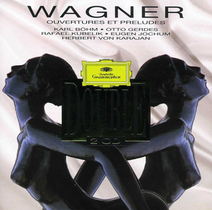 CD Ouvertures e Preludi di Richard Wagner