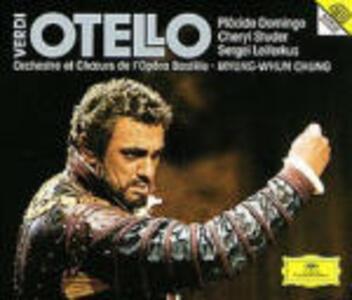 Otello - CD Audio di Placido Domingo,Cheryl Studer,Giuseppe Verdi,Myung-Whun Chung