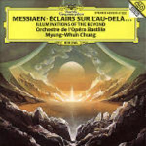CD Eclairs sur l'au-déla di Olivier Messiaen