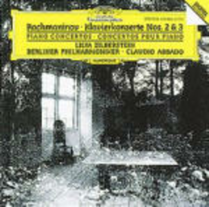 CD Concerti per pianoforte n.2, n.3 di Sergei Vasilevich Rachmaninov