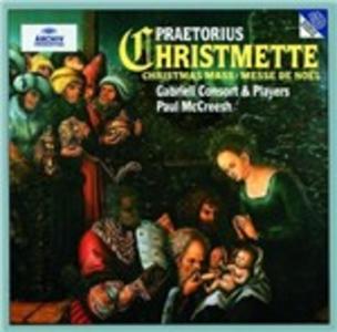 CD Messa di Natale di Michael Praetorius