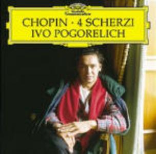 CD 4 Scherzi di Fryderyk Franciszek Chopin