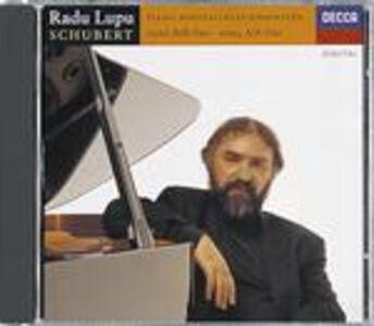 CD Sonate per pianoforte D960, D664 di Franz Schubert