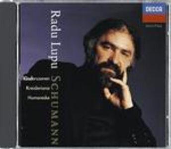 CD Kreisleriana - Kinderszenen - Humoreske di Robert Schumann