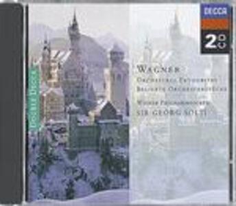 CD Pezzi celebri orchestrali di Richard Wagner