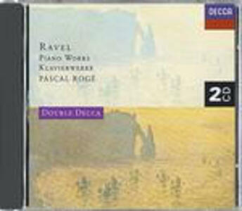 Musiche per pianoforte - CD Audio di Maurice Ravel,Pascal Rogé