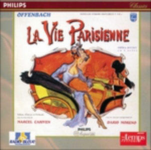 CD La Vie Parisienne di Jacques Offenbach