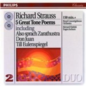 CD Poemi sinfonici di Richard Strauss