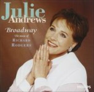 CD Broadway di Julie Andrews