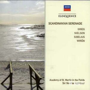 CD Scandinavian Serenade