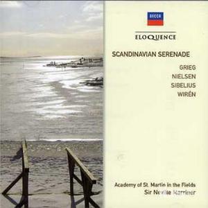 CD Scandinavian Serenade