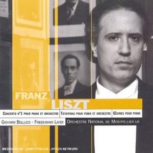 CD Concerto per pianoforte di Franz Liszt