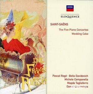 CD Various di Camille Saint-Saëns
