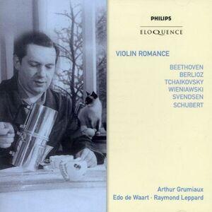CD Violin Romance. Beethoven