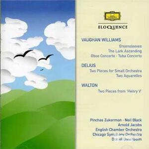 Vaughan Williams - CD Audio di Daniel Barenboim