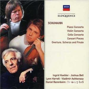 CD Schumann. Piano di Robert Schumann