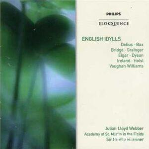 CD English Idylls