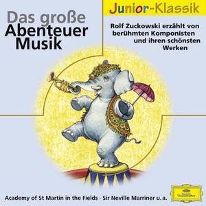 CD Das Grosse Abenteuer di Rolf Zuckowski