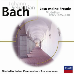 CD Motetten Bwv225-230 di Johann Sebastian Bach