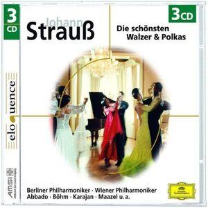 CD Die Schoensten Walzer Und di Johann Strauss