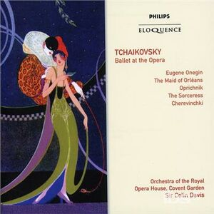CD Ballet at the Opera di Pyotr Il'yich Tchaikovsky