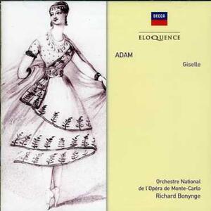 Giselle - CD Audio di Adolphe Adam,Richard Bonynge