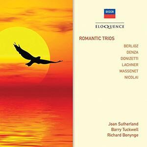 Romantic Trios - CD Audio
