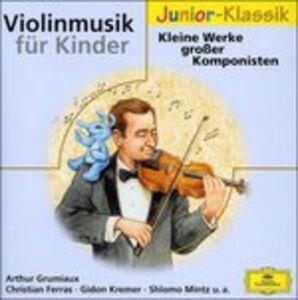 Foto Cover di Violinmusik fur Kinder, CD di  prodotto da Deutsche Grammophon