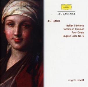 CD Bach. Italian Concerto di Johann Sebastian Bach