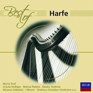 Foto Cover di Best of Harfe, CD di  prodotto da Eloquence