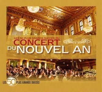 Foto Cover di Concert Du Nouvel an, CD di  prodotto da Universal