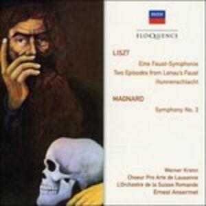CD Liszt. Eine Faust di Franz Liszt