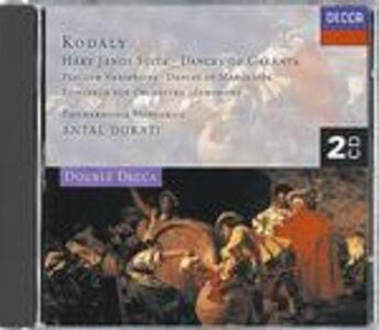 CD Hary Janos - Danze di Galanta di Zoltan Kodaly