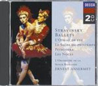 Foto Cover di I balletti, CD di AA.VV prodotto da Decca