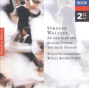 CD Valzer famosi di Johann Strauss
