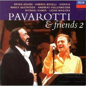 CD Pavarotti & Friends 2