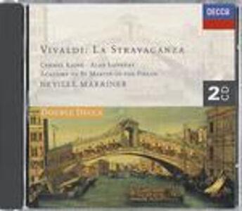 CD La stravaganza op.4 di Antonio Vivaldi