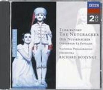 CD Lo schiaccianoci / Le Papillon Jacques Offenbach , Pyotr Il'yich Tchaikovsky