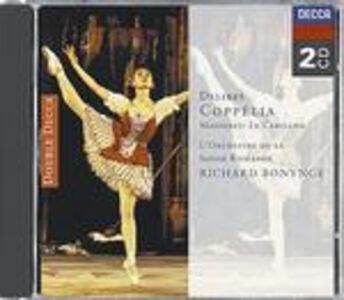 CD Coppelia / Le Carillon Jules Massenet , Léo Delibes