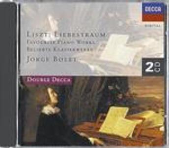 Musiche per pianoforte - CD Audio di Franz Liszt,Jorge Bolet
