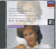 CD Chants d'Auvergne Kiri Te Kanawa Marie-Joseph Canteloube de Malaret