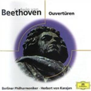 Overtures - CD Audio di Ludwig van Beethoven
